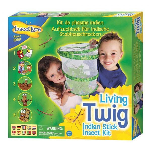 Living twig kit, wandelende tak kwekerij